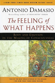 The Feeling of What Happens, Body and Emotion in the Making of Consciousness by Antonio Damasio